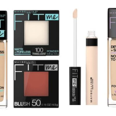 Maybelline Fit Me Makeup Deals!