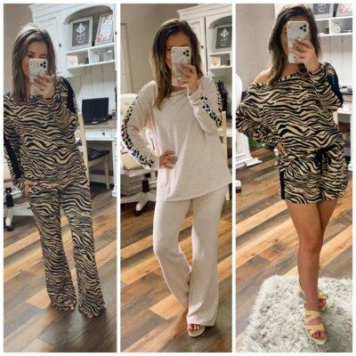 I love the Sofia Jeans Loungewear Collection by Walmart Fashion!
